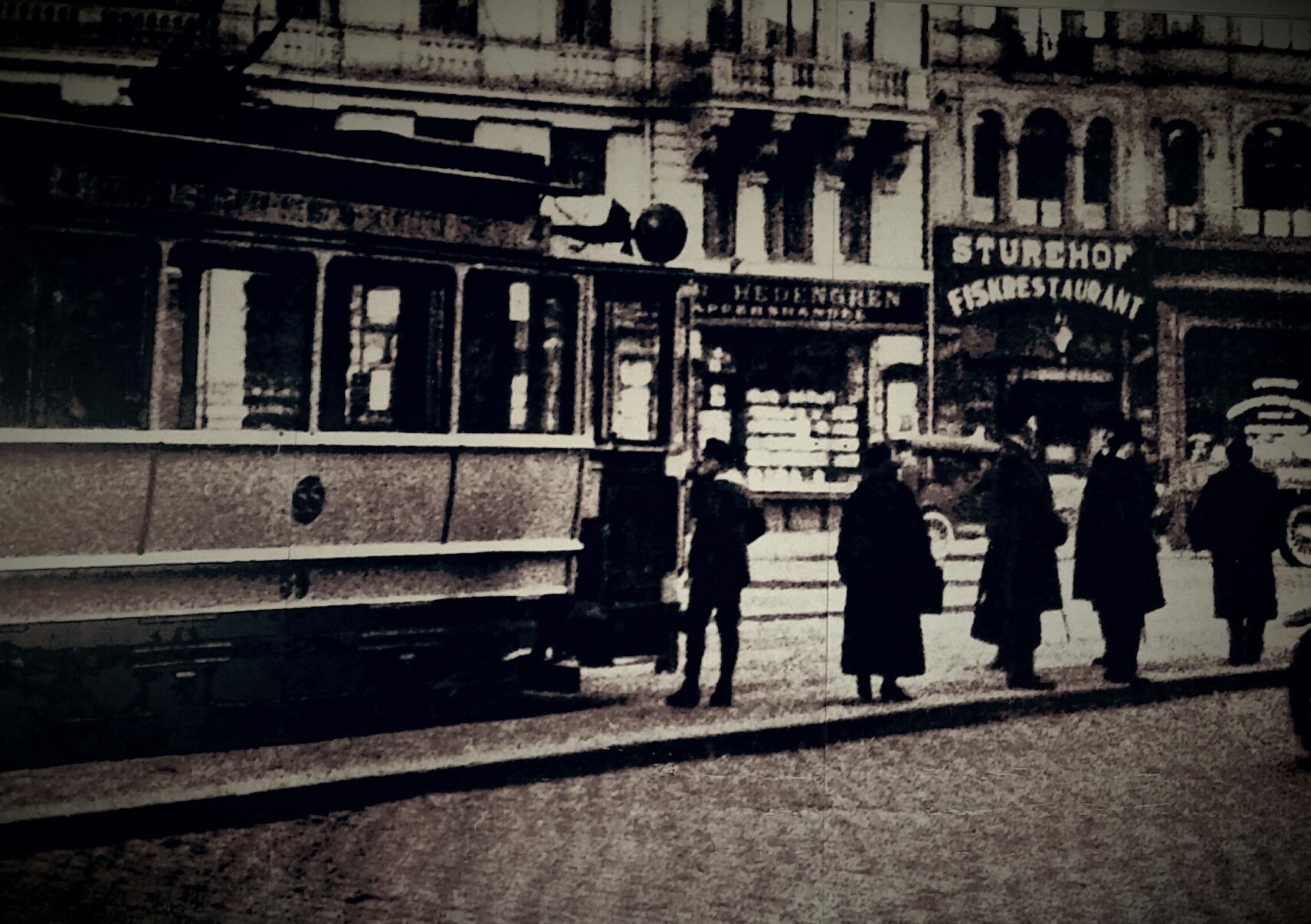 Hedengrens indie redan 1918