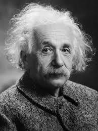 Intrång i Einsteins trädgård. En far, en dotter, ingentings mening och alltings början