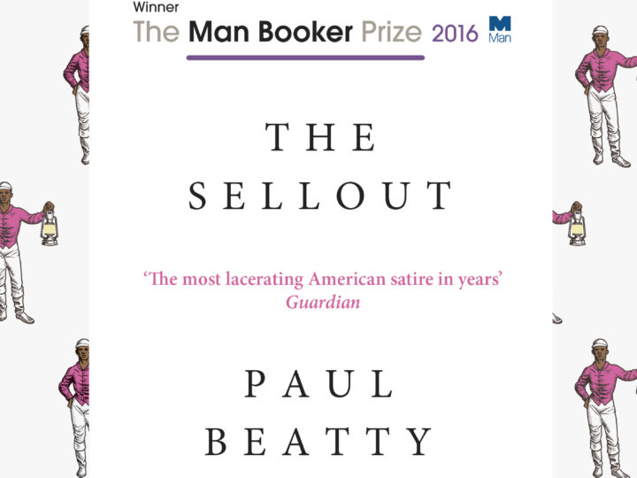 Paul Beatty vann Man Booker Prize 2016