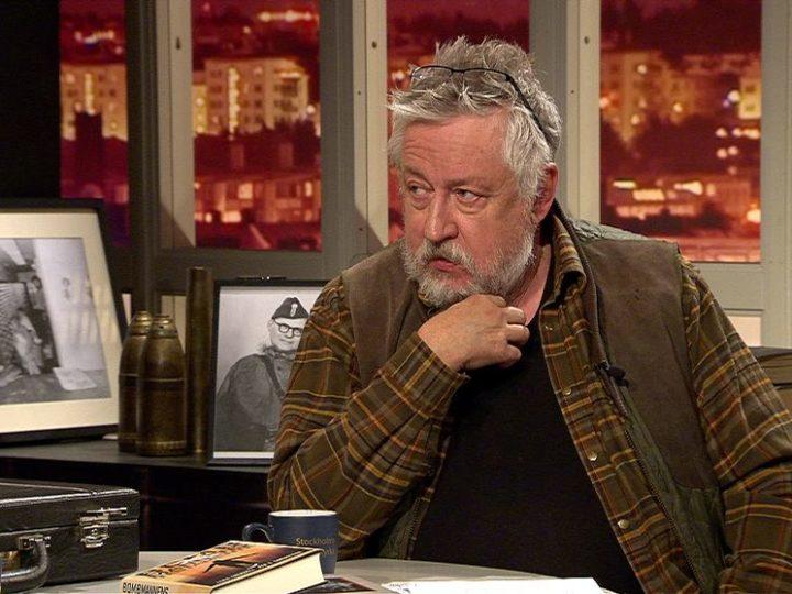 När Leif GW Persson talar i tv om…