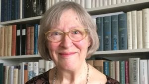 Madeleine Gustafsson är författare, översättare och litteraturkritiker.