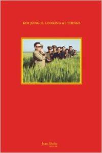 8) Kim Jong Il Looking at Things