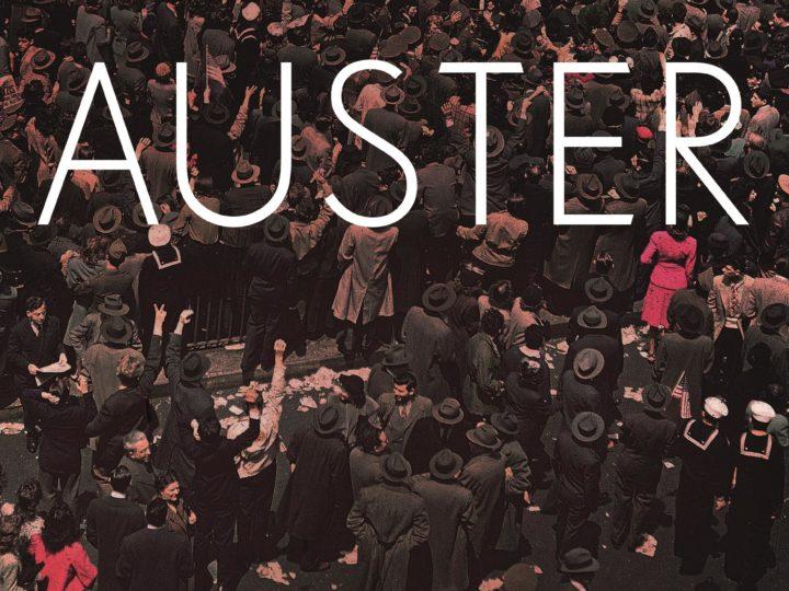 Paul Austers nya!