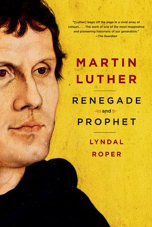 Ny biografi om Martin Luther…