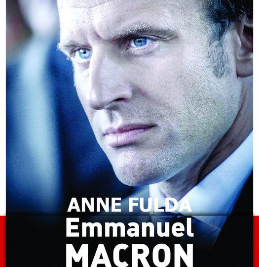 Nytt om president Macron på franska avdelningen