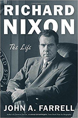 Ny biografi om Nixon
