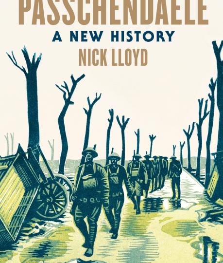 Om slaget vid Passchendaele 1917…