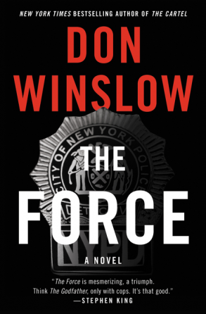 Don Winslows nya thriller The Force…