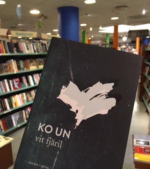 En diktsamling av Nobelpristippade Ko Un…