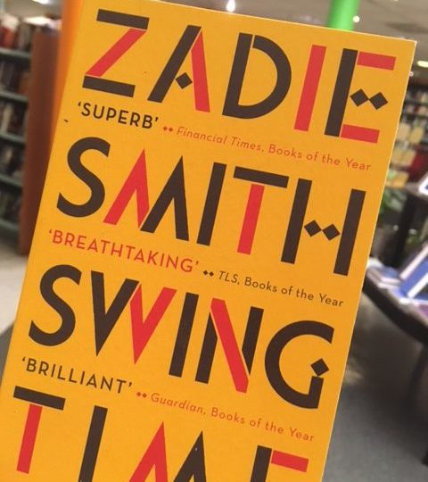 Swing Time av Zadie Smith – nu i pocket