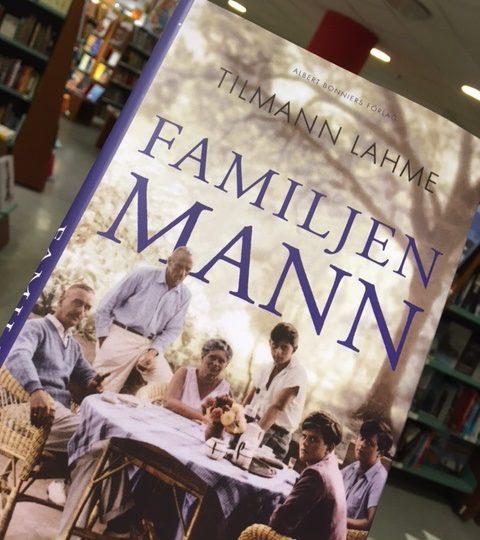 Ny biografi om familjen Mann