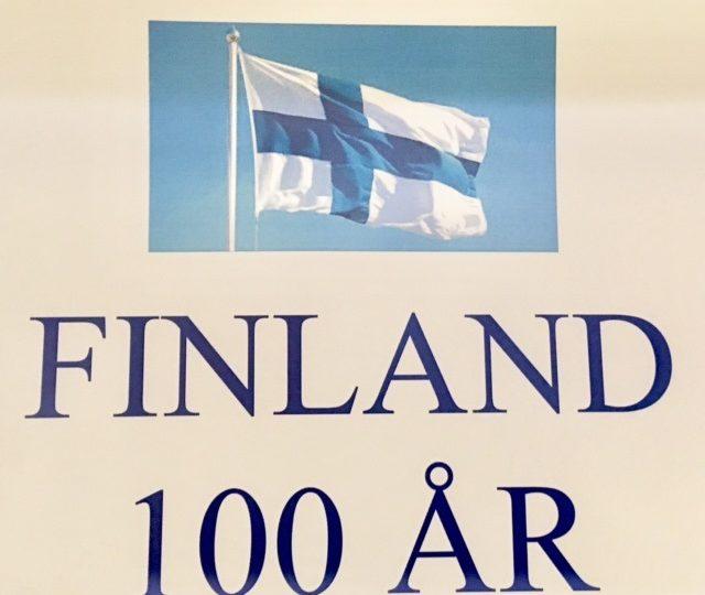 Finland 100 år!