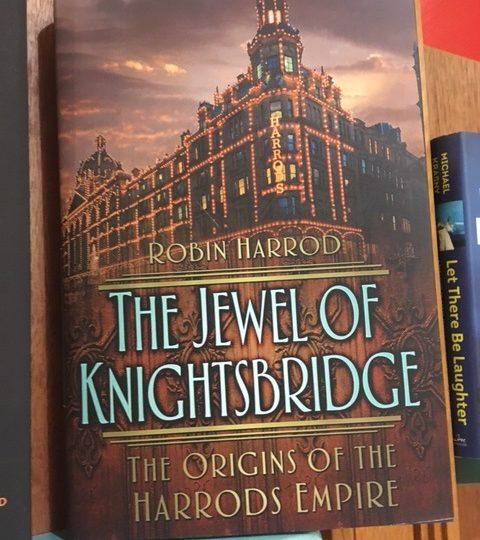 Om varuhuset Harrods – juvelen i Knightsbridge