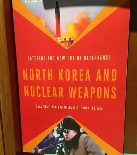 North Korea and Nuclear Weapons. Entering the New Era of Deterrence