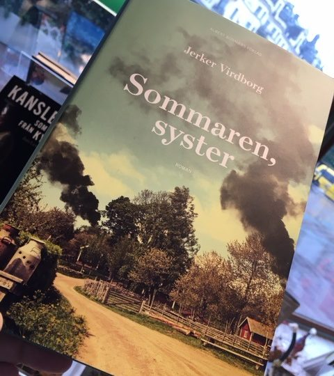 Jerker Virdborgs nya roman Sommaren, syster …