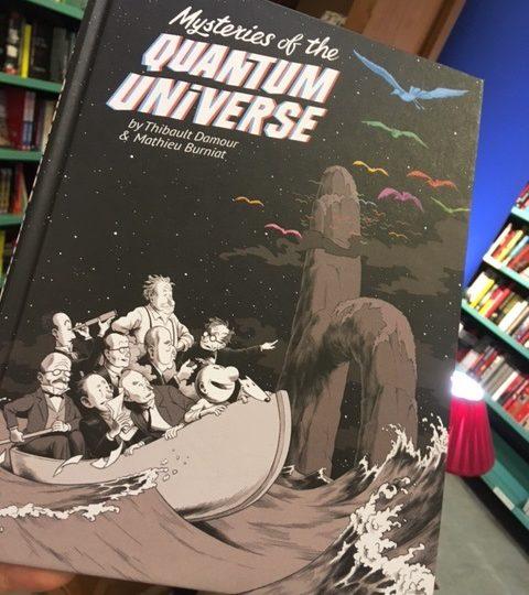 Mysteries of the Quantum Universe, som serieroman
