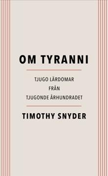 Snyders stridsskrift på svenska