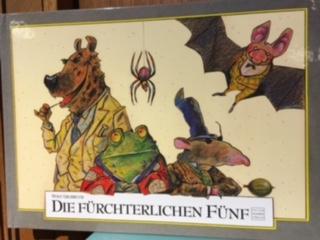 Wolf Erlbruch: Die fürchterlichen Fünf