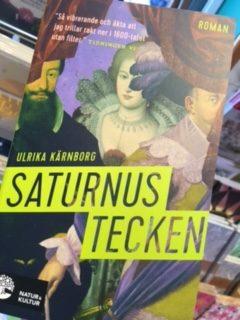 Ulrika Kärnborgs roman Saturnus tecken – nu i pocket