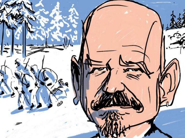 Avgrunden – en ny roman av dansk-norske författaren Kim Leine