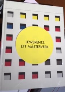 Nytt praktverk om arkitekten Sigurd Lewerentz