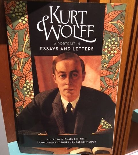 M. Ermarth (ed.): Kurt Wolff. A Portrait in Essays and Letters