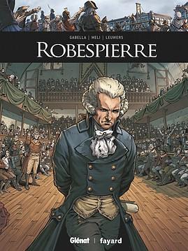 Seriebok på franska om Robespierre…