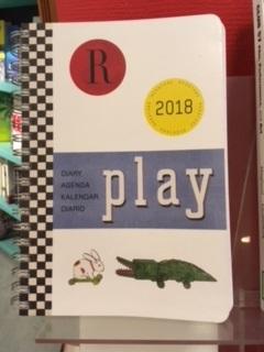 Redstonekalendern 2018 har kommit