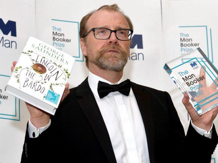 George Saunders är årets Man Booker-pristagare