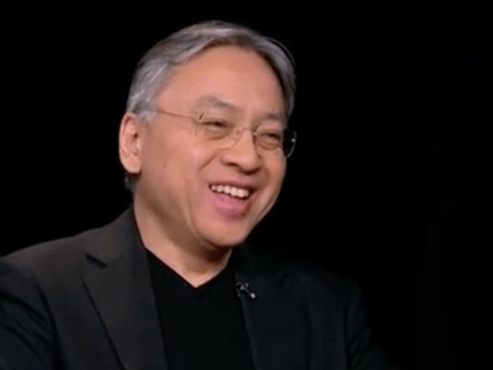 Kazuo Ishiguro är årets Nobelpristagare i litteratur