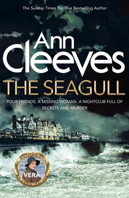 Ny deckare av Ann Cleeves: The Seagull