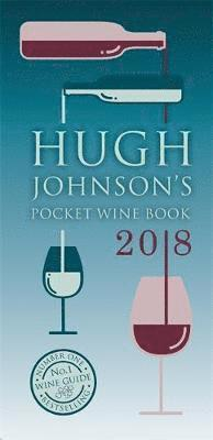 Hugh Johnson´s pocket wine book 2018 är ute nu