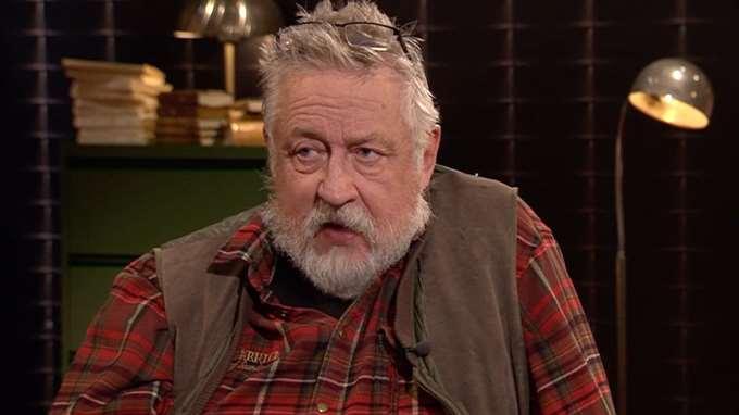 När Leif GW Persson sitter i tv och föreslår bokläsning i jul…