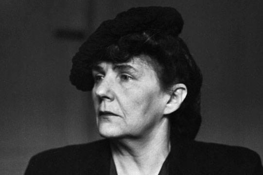 Zofia Nałkowska: Medaljonger