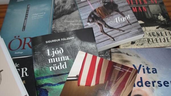 13 nominerade till Nordiska rådets litteraturpris 2018