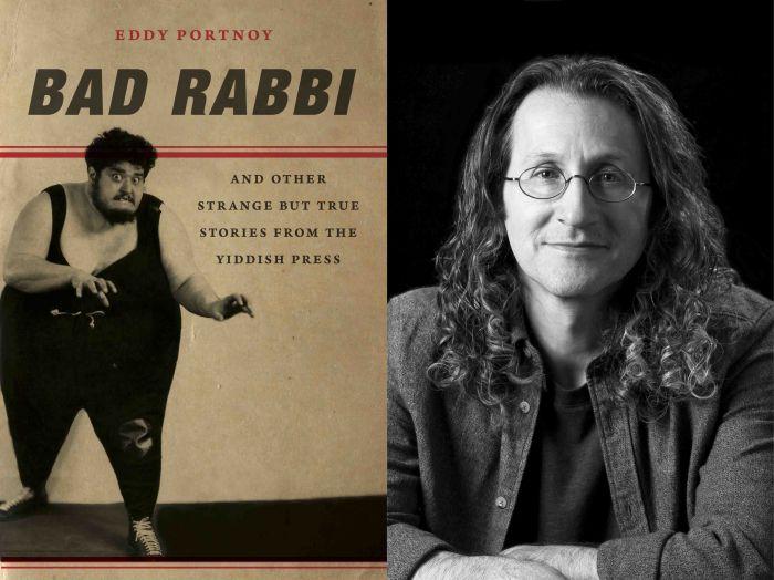 Fredag 2 mars kl. 14 (obs. kl 14) Eddy Portnoy