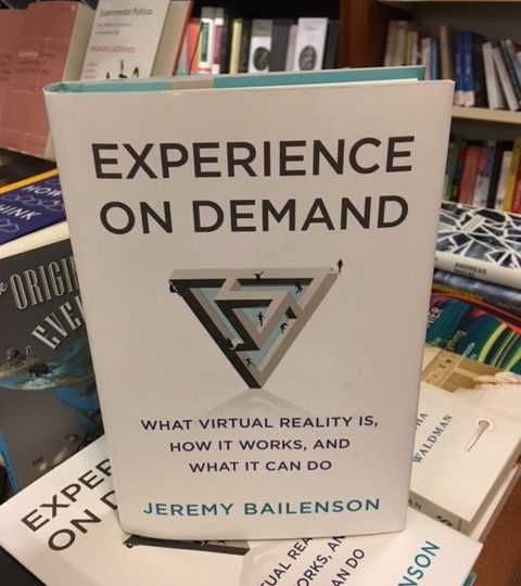 Nytt om VR, Virtual Reality: