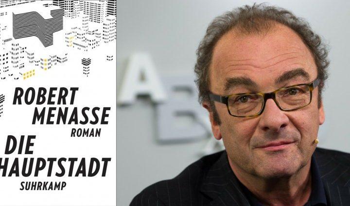Vilken roman på tyska toppar försäljningen på Hedengrens just nu?