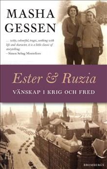 Masha Gessen kommer med en ny bok på svenska i april, nämligen…