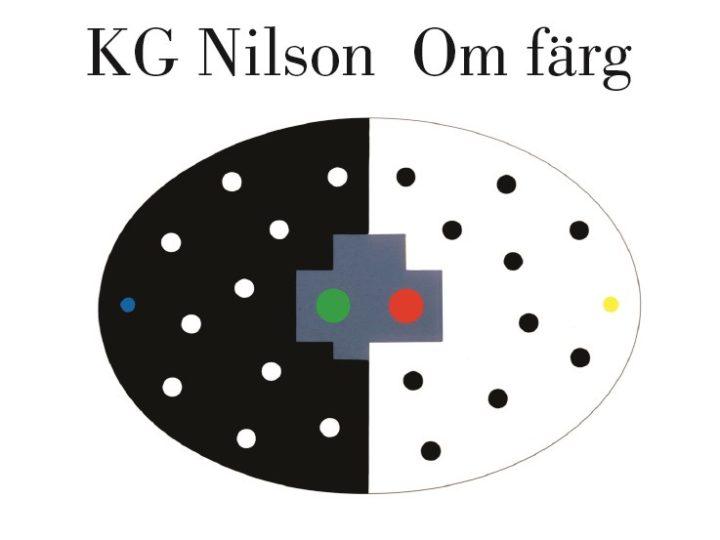 KG Nilsson: Om färg
