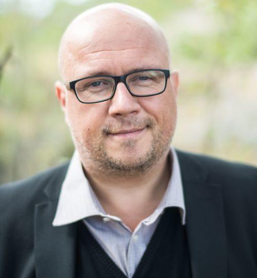 Onsdag 20/2 kl. 17.30 Torbjörn Elensky