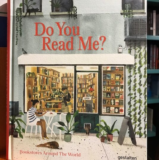Do You Read Mee? Bookstores Around the World