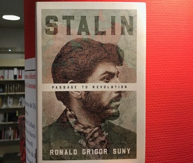 Ny titel på avd. Biographies: Stalin. Passage to Revolution, av Ronald Grigor Suny