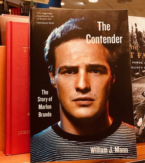 Ny titel på filmboksavdelningen:  The Contender. The Story of Marlon Brando, av William J. Mann