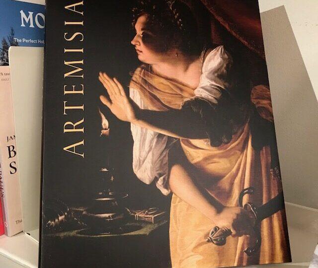 Ny titel på konstboksavdelningen: Artemisia