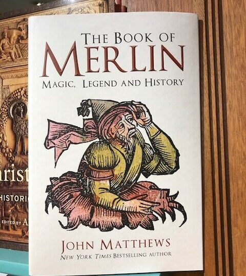 The Book of Merlin. Magic, Legend and History, av John Matthews