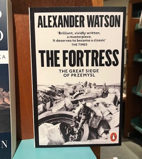 Ny titel på avd. Militaria: The Fortress. The Great Siege of Przemysl, av Alexander Watson