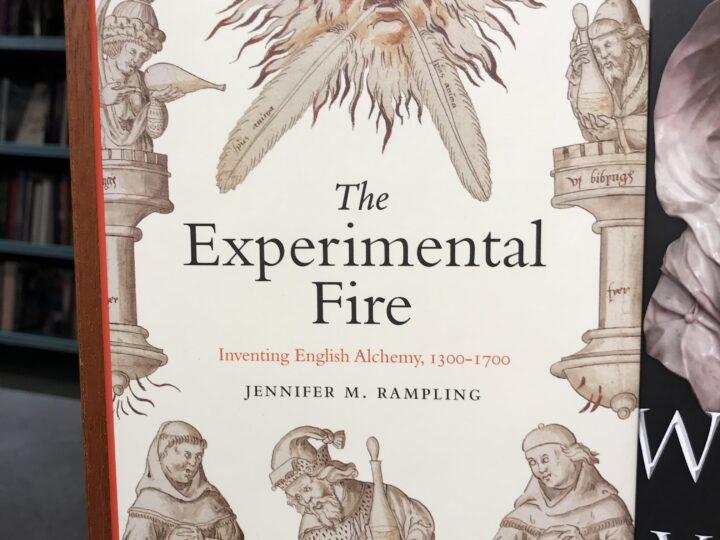 The Experimental Fire. Inventing English Alchemy, 1300-1700, av Jennifer M. Rampling