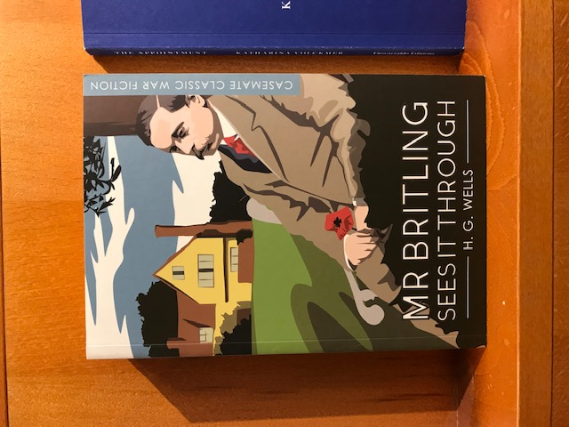 H. G. Wells: Mr Britling Sees It Through