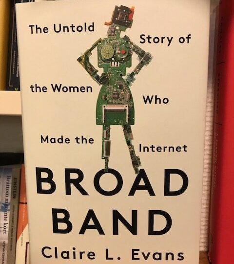 Broadband. The Untold Story of the Women Who Made the Internet, av Claire L. Evans